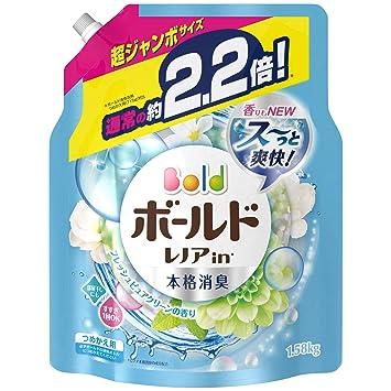 Amazon | ボールド 洗濯洗剤 液...
