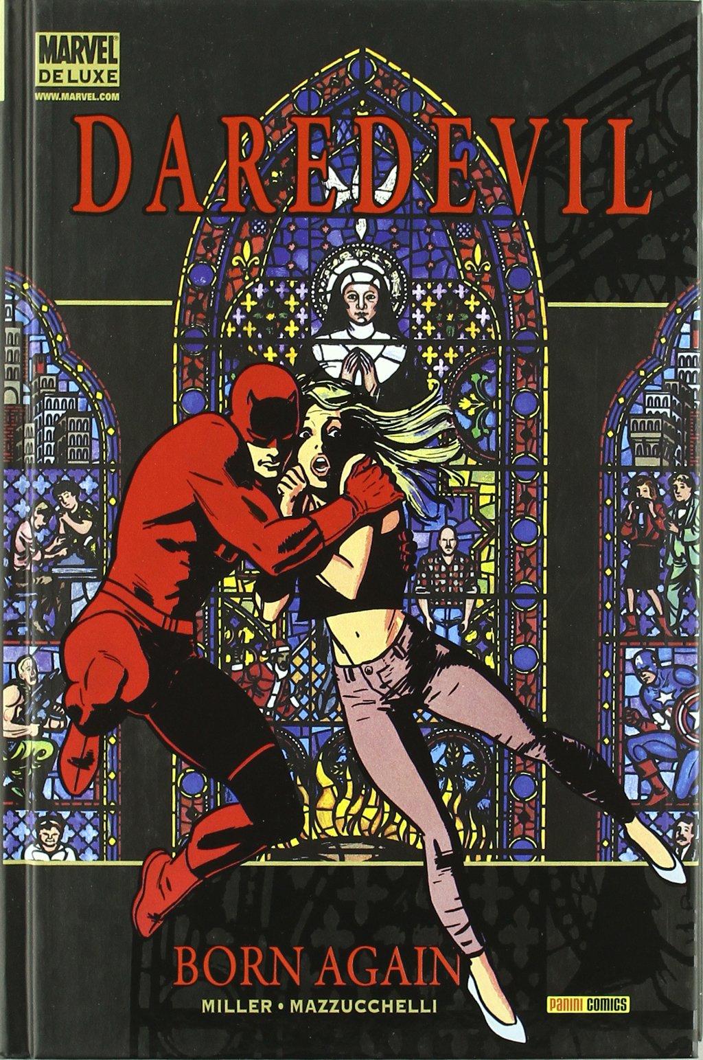 Daredevil. Born Again Tapa dura – 1 oct 2013 Panini España 849885475X MEXSLUXE037