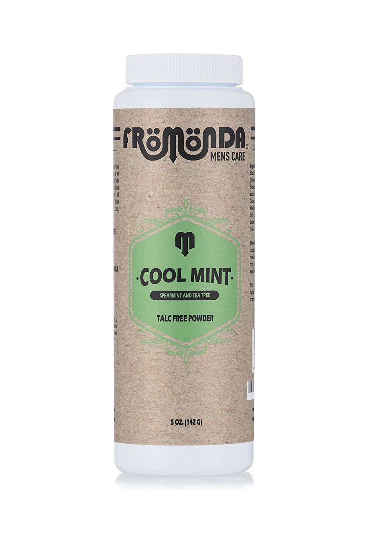 Fromonda   Body Powder (Cool Mint) (5 oz, 1-Pack)
