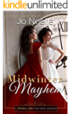 Midwinter Mayhem (Twickenham Manor Time Travel Romance Book 2)