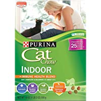 Purina Cat Chow Indoor Dry Food, 510g