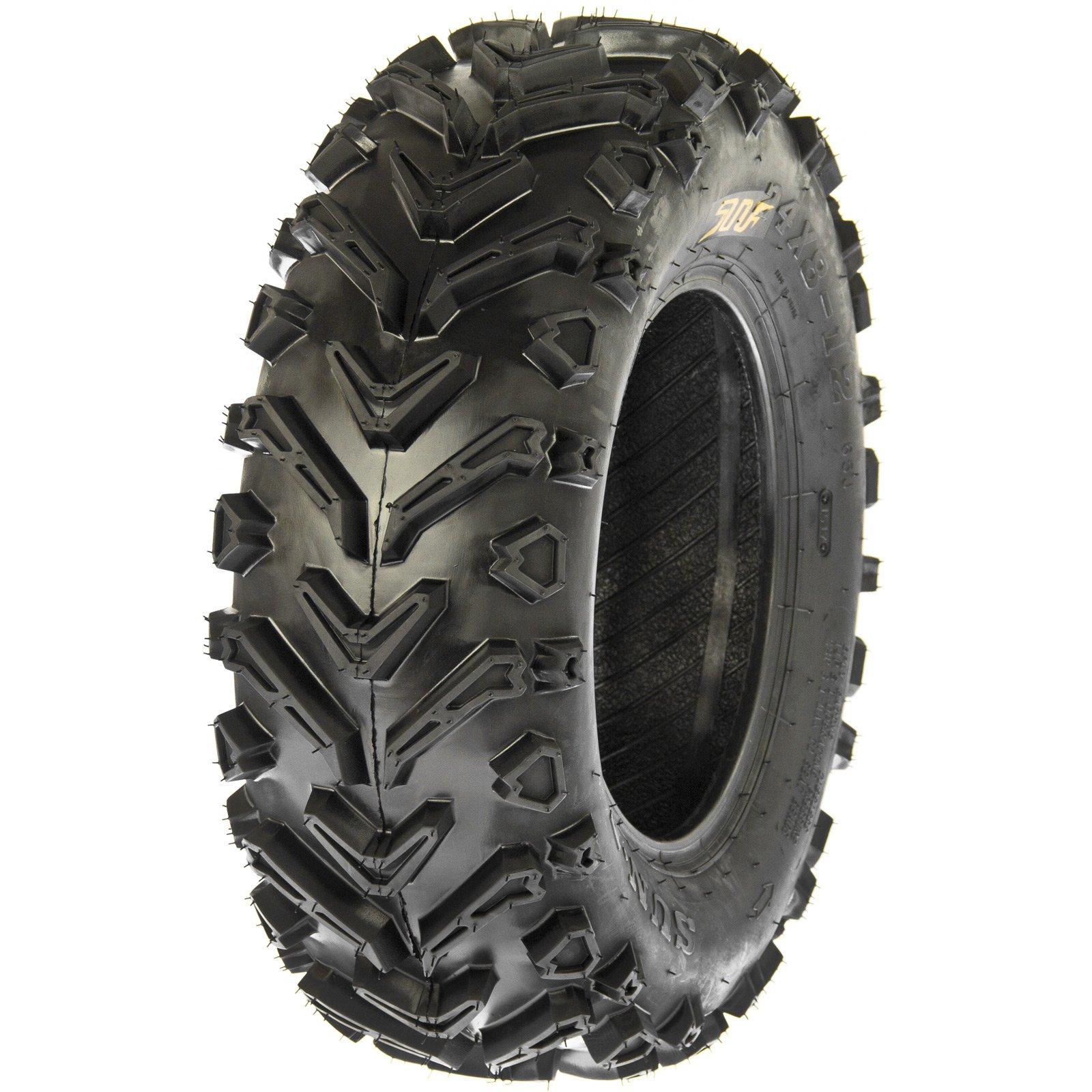 SunF All Trail & Mud ATV UTV Tires 24x8-12 24x10-11 6 PR A041 (Complete Full Set of 4) by SunF (Image #3)