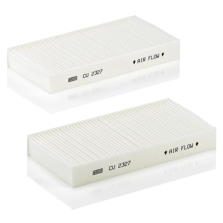 Mann Filter CU23272 Filtre /à air cabine