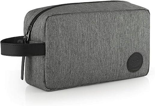 GAGAKU Hombre Dopp Kit Impermeable Neceser Bolsa de Aseo Neceser ...