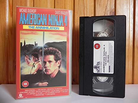 American Ninja 4 [Reino Unido] [VHS]: Amazon.es: Michael ...