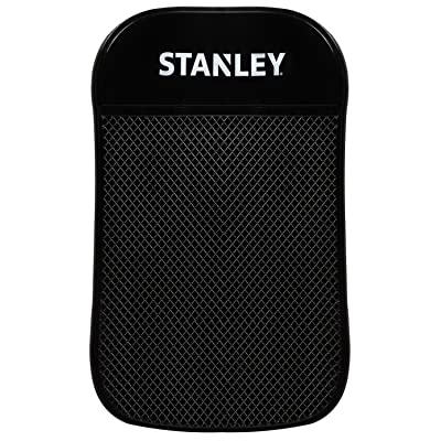 """Stanley S4005 3.5"""" x 5.75"""" Extra-Strong Anti-Slip Grip Dashboard Gel Pad for Cell Phone, Tablet, GPS, Keys or Sunglasses: Automotive"""