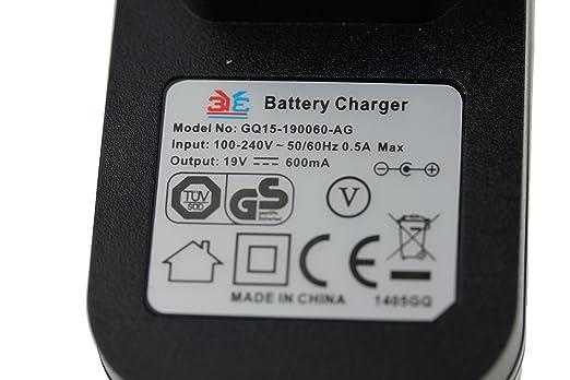 Severin 4403048 Cable de carga/cable de alimentación para ...
