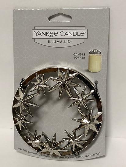 Yankee Candle Winter Trees Illuma-lid Jar candle Topper