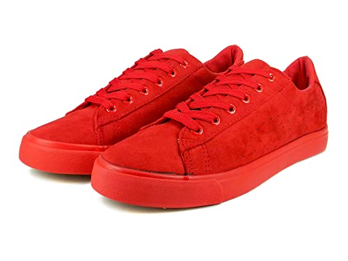 8a9dca893c8 Ripley Dry Sneaker Series Red Casual Shoes  Buy Online at Low Prices in  India - Amazon.in