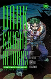 Batman a death in the family dc amazon books the dark knight returns the last crusade fandeluxe Images