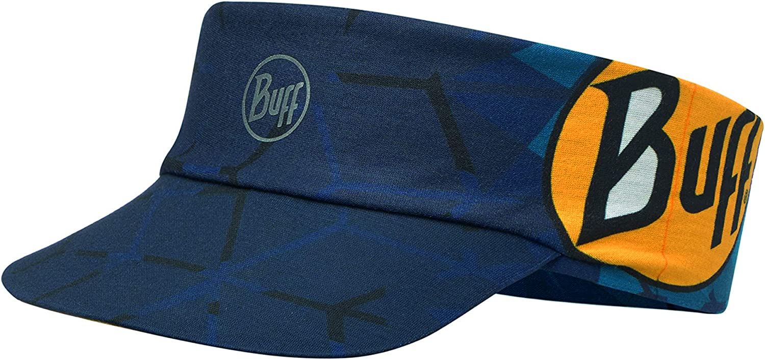 Buff Helix Visera Pack Run, Unisex Adulto, Ocean Blue, Talla única ...