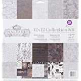 Prima Marketing Collection Kit 12-Inch x 12-Inch-Salvage District