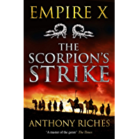 The Scorpion's Strike: Empire X (Empire series Book 10) (English Edition)