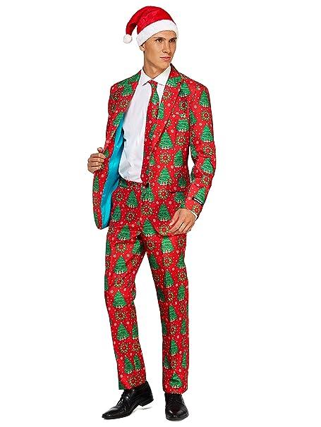 Amazon.com: Suitmeister Ugly - Traje de Navidad para hombre ...