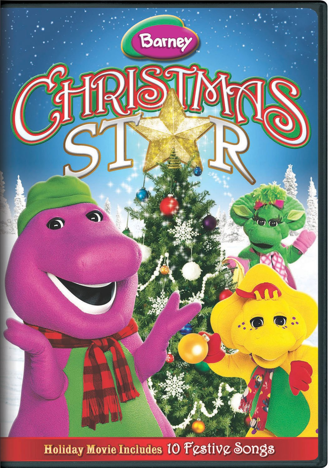 Amazon.com: Barney: Christmas Star: Carey Stinson, Tim Dever, Jeff ...