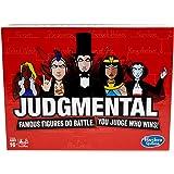 Judgmental Game