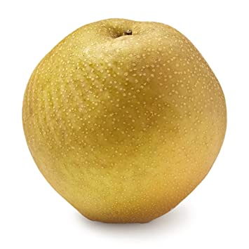 Brown asian pears