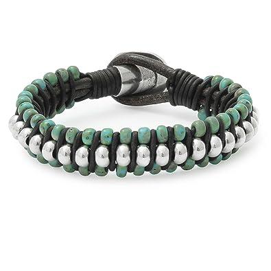 Beau Soleil Jewelry Schmuck Armband Lederarmband Ethno-Style  Amazon.de   Schmuck 94cf1b7eb6