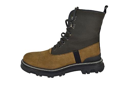ddfd3acf7f Prada - Botas para Hombre Military: Amazon.es: Zapatos y complementos