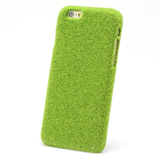 The World's First Artificial Lush Lawn Case for iPhone6/6s