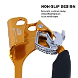 Outdoor Mountaineering Climbing Hand Ascender for