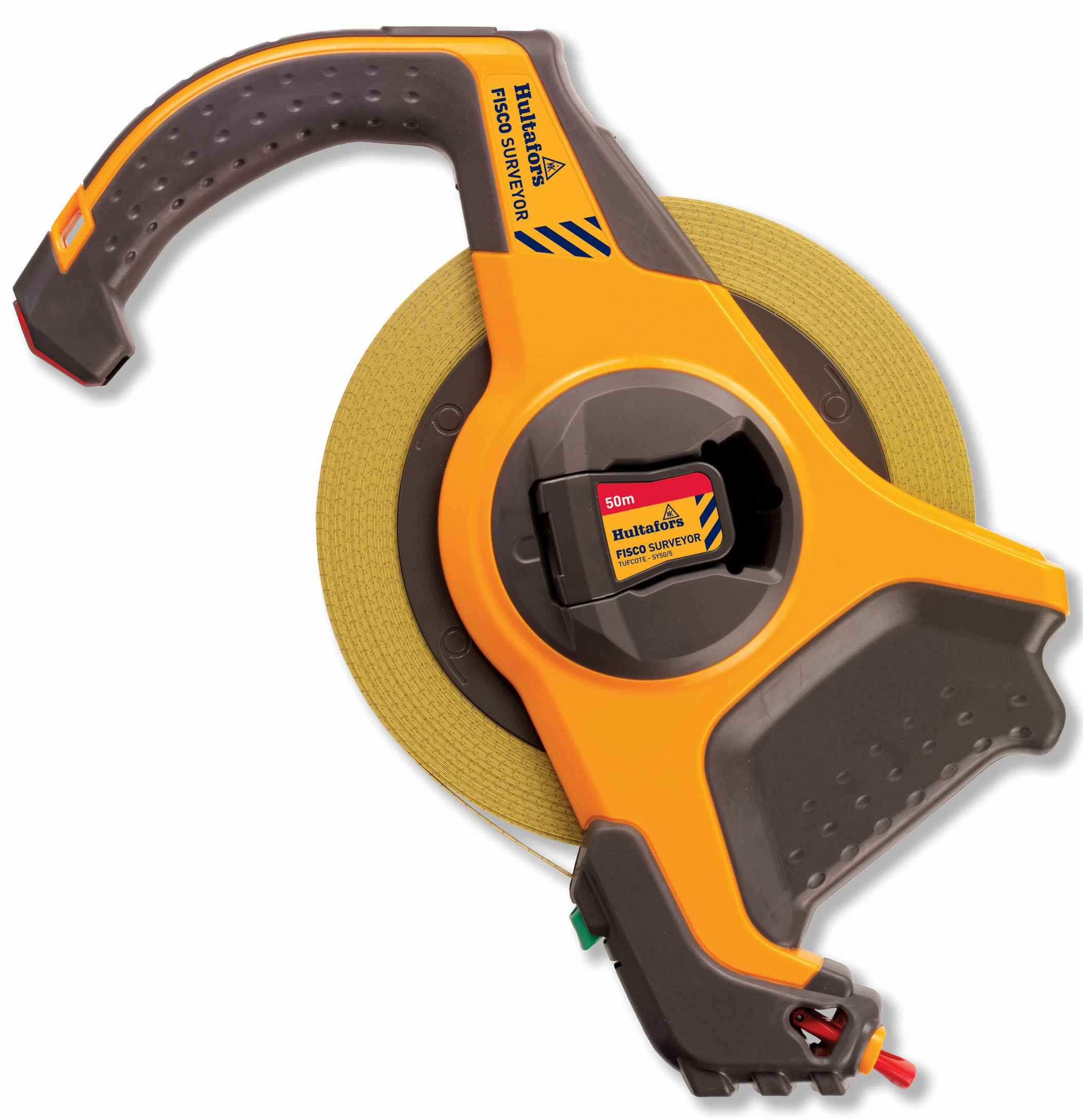 Fisco Tools SW300E Surveyor-Feets Steel Long Tape, 1/2-Inch by 300-Feet by Fisco (Image #6)