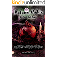 Autumn Nights: 13 Spooky Fall Reads (Autumn Nights Charity Anthologies) book cover
