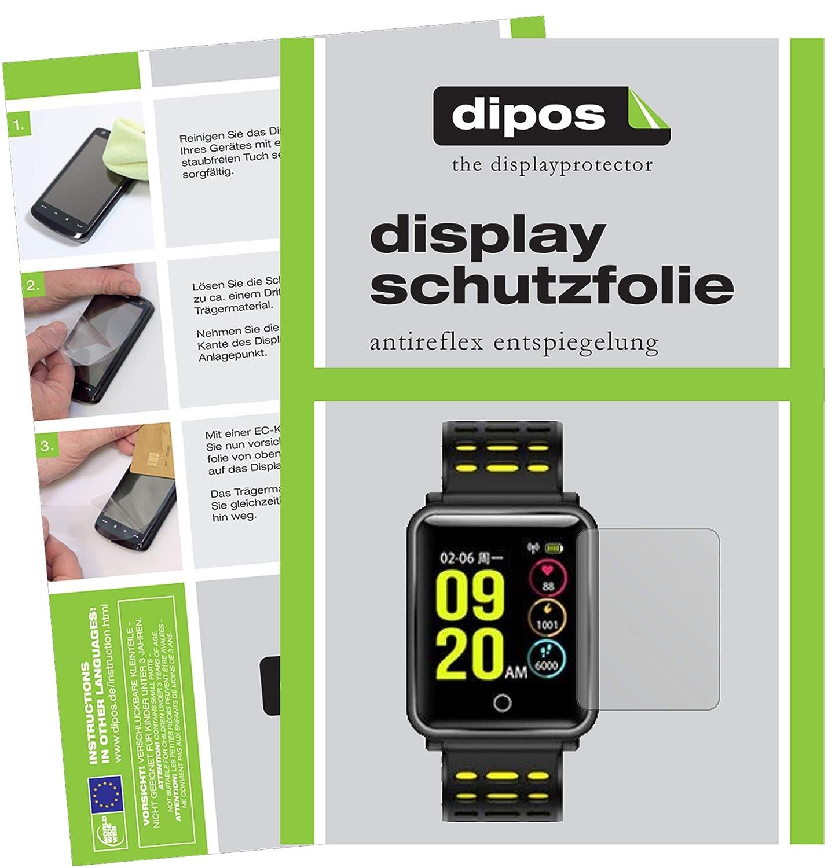 dipos I 6X Protector de Pantalla Mate para TagoBee TB06 Smartwatch pelicula Protectora: Amazon.es: Electrónica