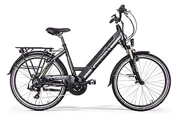Bicicleta eléctrica Kawasaki E-Power Trekking Lady