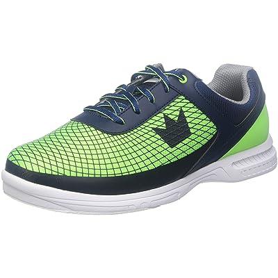 Brunswick Mens Frenzy Navy/Green | Shoes