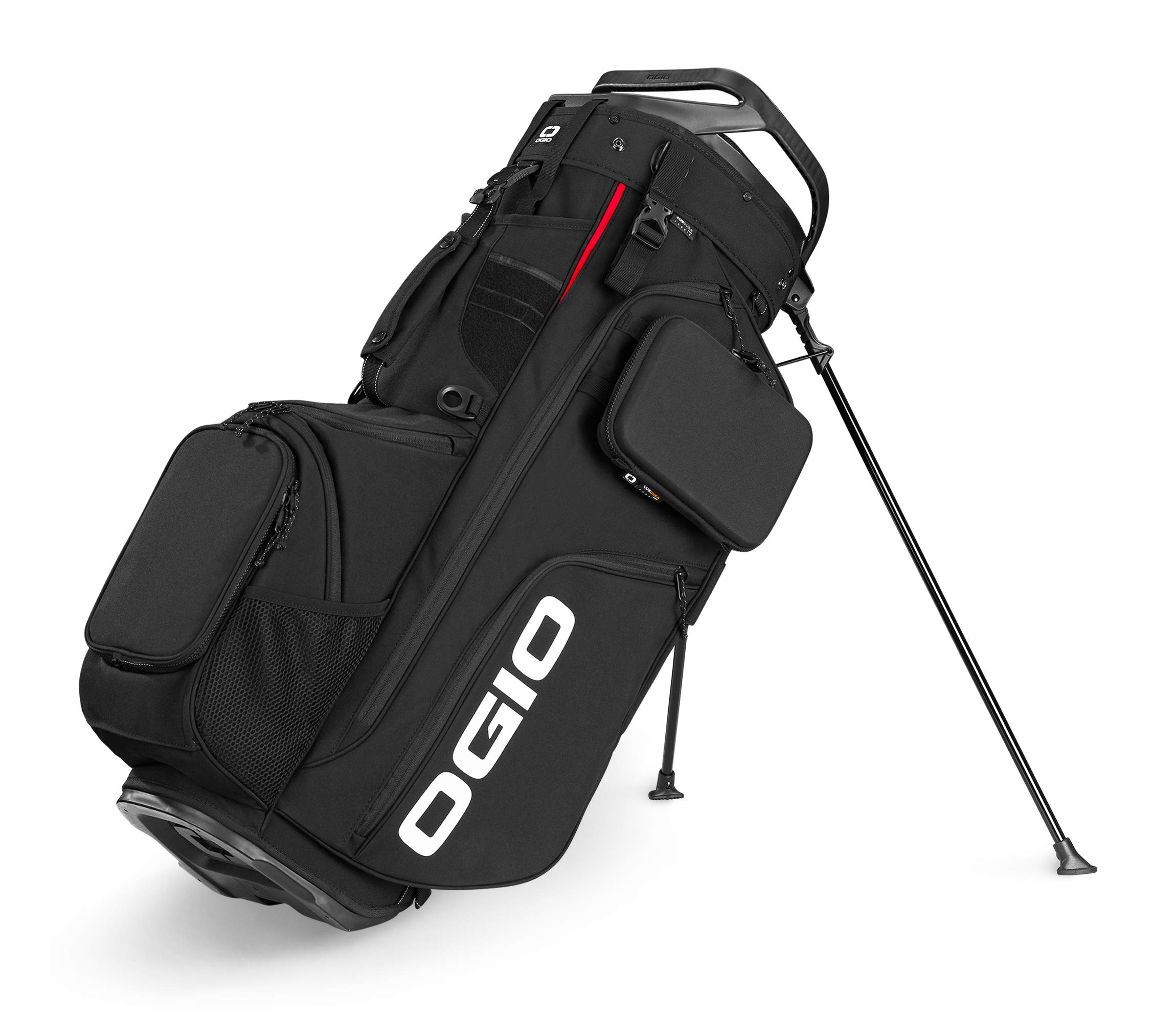 OGIO ALPHA Convoy 514 Golf Stand Bag, Black by OGIO