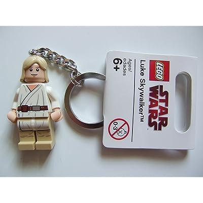 Lego 852944 Star Wars Luke Skywalker Key Chain: Toys & Games