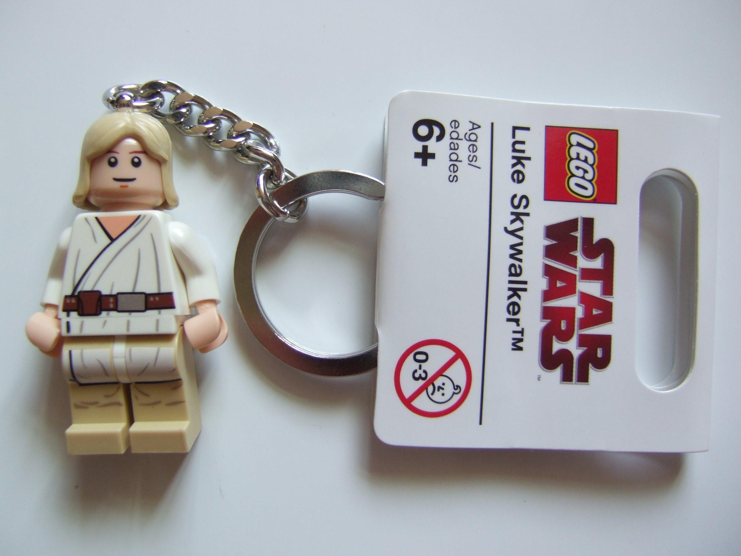 Lego 852944 Star Wars Luke Skywalker Key Chain