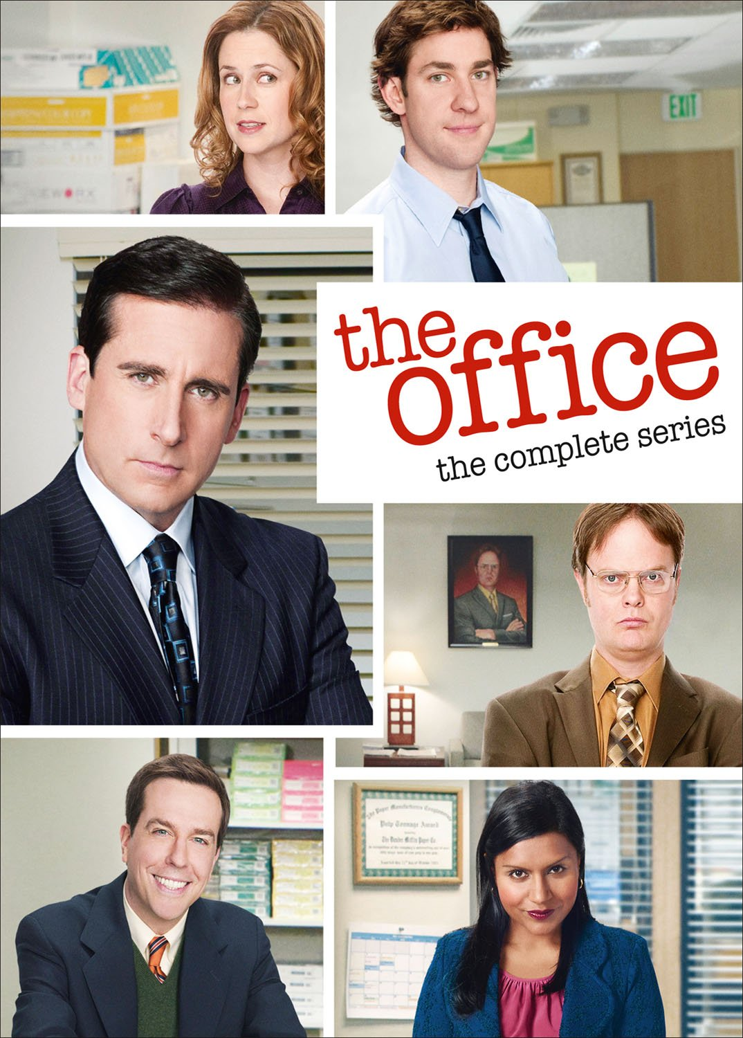 DVD : The Office: The Complete Series (Boxed Set, Repackaged, 38PC)