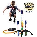 Marky Sparky Blast Pad Rocket Launcher Shoots Over 200 Feet High