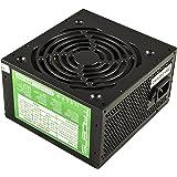 Tacens Anima APII500 - Fuente de alimentación para ordenador (500W, ATX, 12V, 14dB, ventilador 12 cm, anti-vibración, haswell ready) color negro