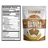 Barnana Organic Crunchy Banana Brittle - Peanut