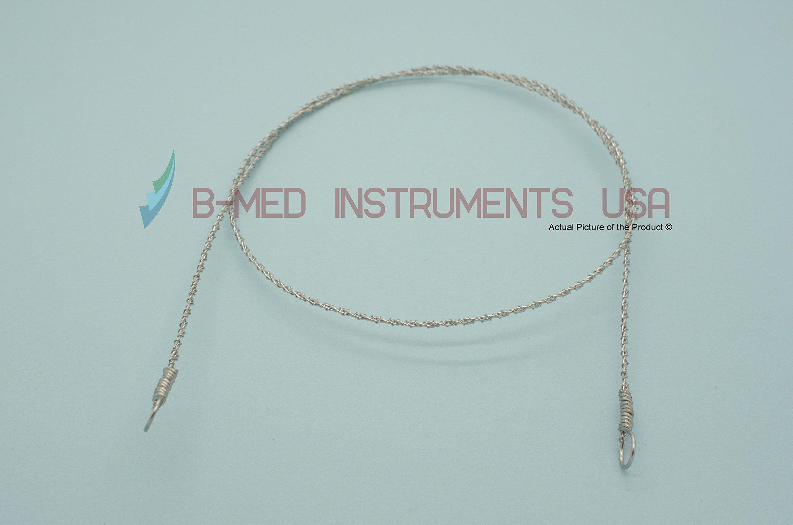 Gigli Wire Saw 20'' Neurology Instruments
