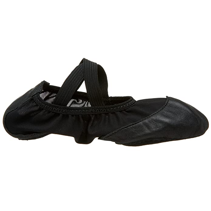 Capezio Breeze ff02 Negro Zapatillas de ballet, color Negro, talla EU 41 UK Ad 8 US 10