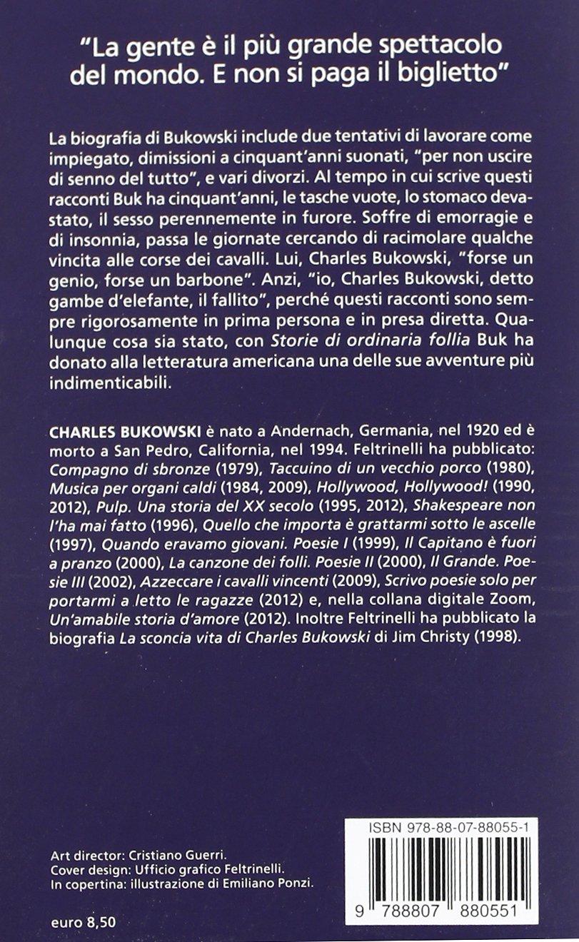 Charles Bukowski Storie Di Ordinaria Follia Pdf