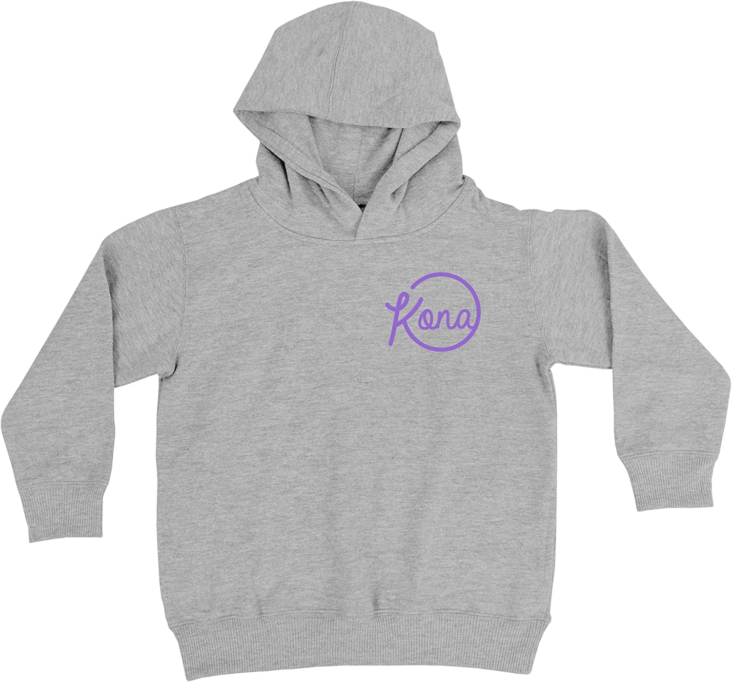 Roundabout Little Girls Pullover Hoodie KONA SURF CO