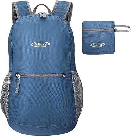 Ultra Léger Pliable à durable voyage randonnée Sacs à dos Daypacks 20 L