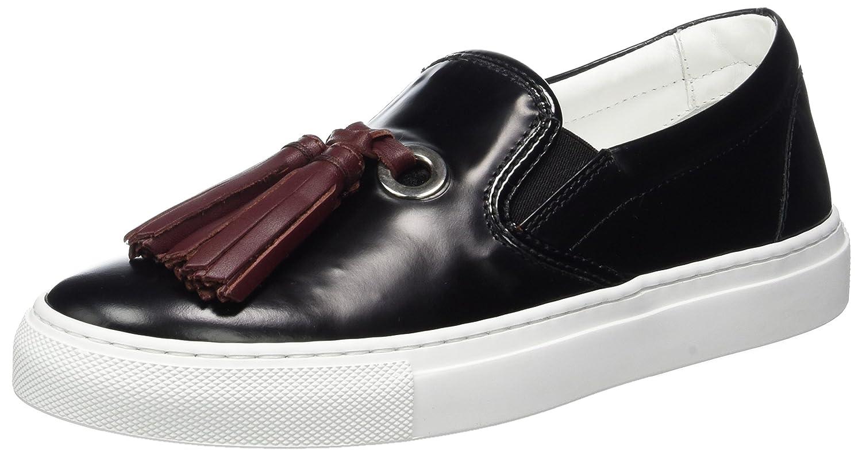 HUGO Mac 10202332 01, Mocasines para Mujer: Amazon.es: Zapatos y complementos