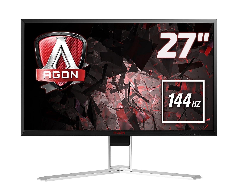 AOC AGON AG271QX - Monitor para juegos (1 ms, 144 Hz, 2560 x 1440 ...