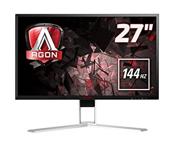 "81e9e6976ce AOC AGON AG271QX 27"" Widescreen TN LED Black Multimedia Monitor  (2560x1440/1ms/"