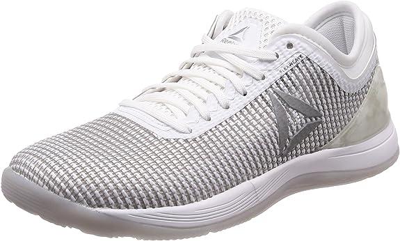 Reebok Frauen R CrossFit Nano 8.0 Fitness Schuh whiteskull greypure silver