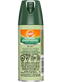 OFF! Deep Woods Insect Repellent Dry, 71g