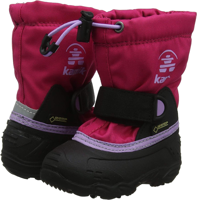 Kamik Unisex-Kinder Waterbugtg Schneestiefel