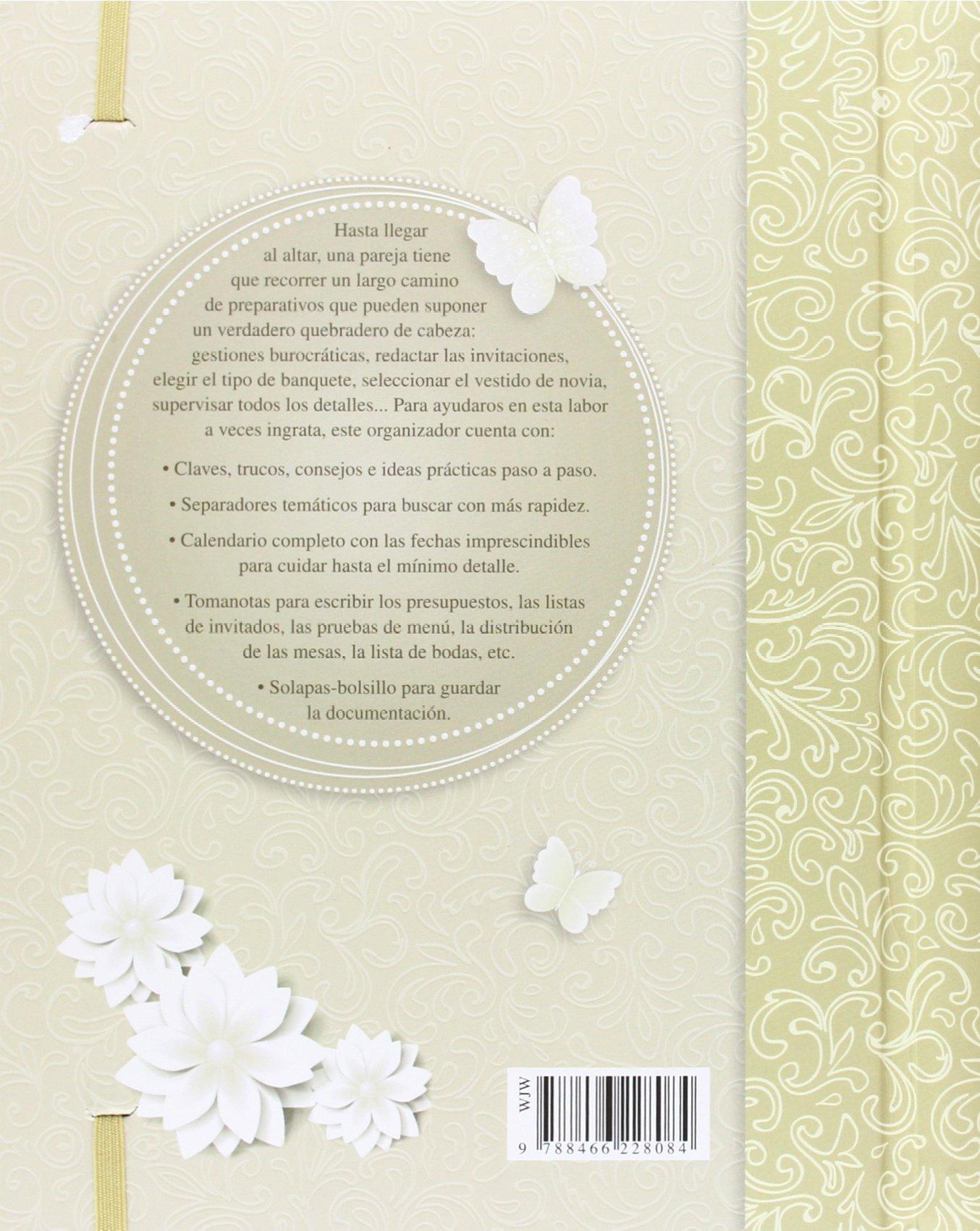 Mi Boda: Cómo Organizar el Gran Día: Equipo Editorial: 9788466228084: Amazon.com: Books