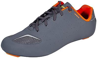 Mavic Cycling Men Aksium III 3 Road Shoes Gray Orange 10.5 EUR 44 2/3